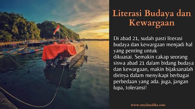 Literasi Budaya dan Kewargaan-ozyalandika