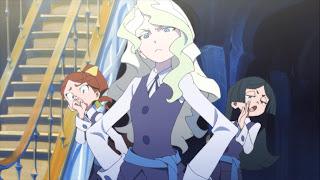 Little Witch Academia Diana Cavendish Trigger Anime Mirai 2013