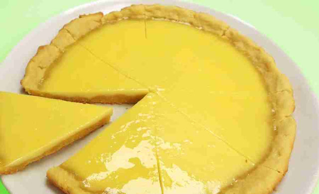 Cara Membuat Pie Susu Teflon