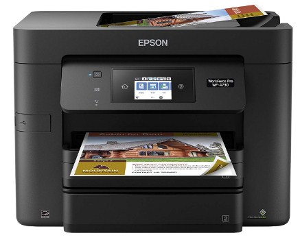 Epson WorkForce Pro WF-4730 Driver Downloads