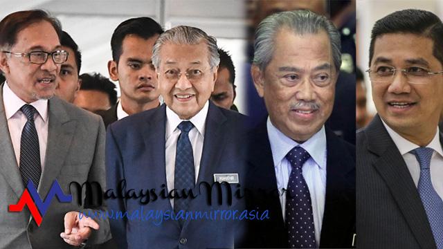 Bukankah Muhyiddin sepatutnya beri tempat duduk utama di Parlimen kepada UMNO dan GPS, bukan Azmin?