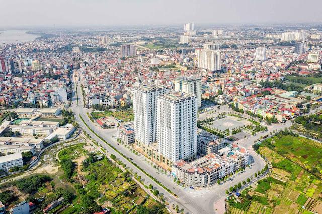 Dự án HC Golden City Long Biên
