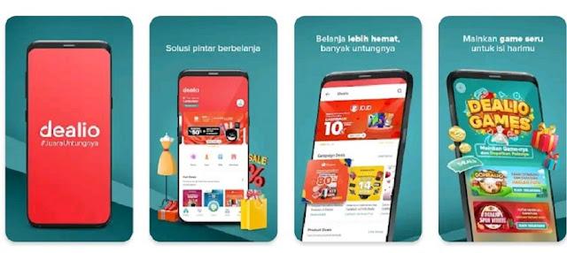Aplikasi Pulsa Gratis Dealio Banyak Keuntungan, Ayo Download Sekarang