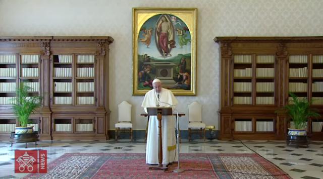 Paus Fransiskus, Pemimpin Spiritual Paling Terlihat Di Dunia Saat Krisis Global