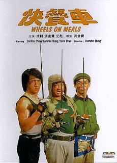 Sinopsis Film Wheels on Meals (1984)