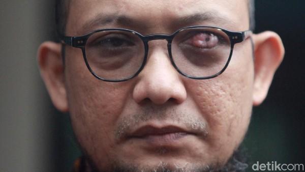 Novel Baswedan dkk Usai Dinonaktifkan: Sebisa Mungkin Kami Tetap Bekerja