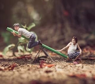 Green pear Diaries, fotografía, Ekkechai Saelow, bodas, miniatura