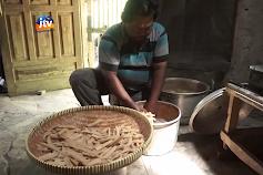 Warga Ngawi Sukses Kembangkan Keripik Dari Debok Pisang