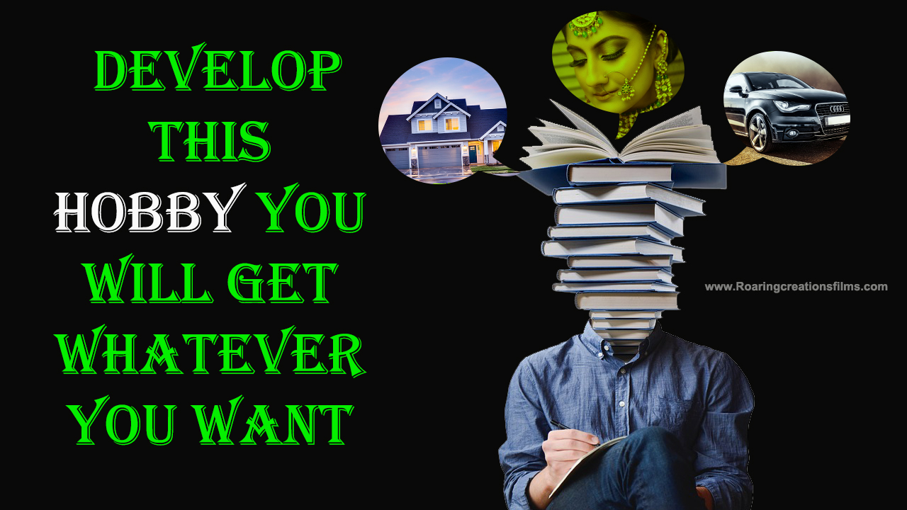 Develop this Hobby You will get whatever you want - Importance of Book Reading