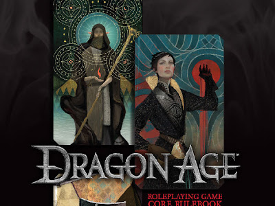 Reseña - Dragon Age Core Rulebook (Greenronin)