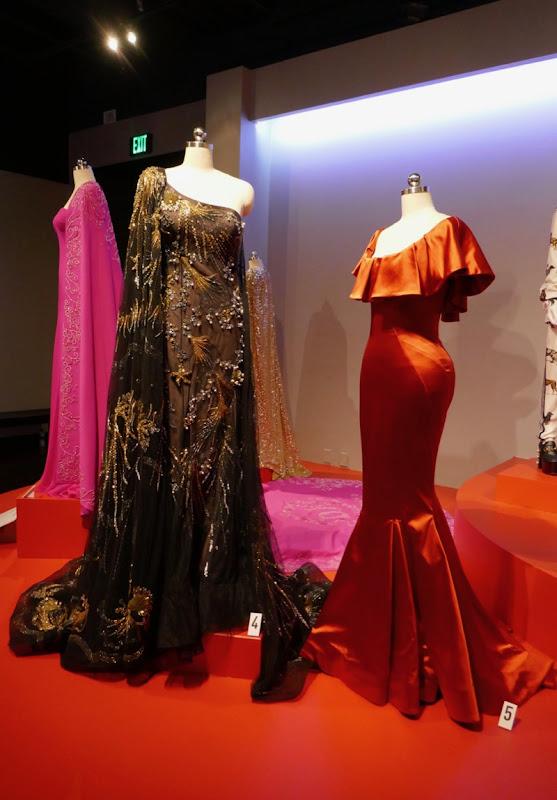 Sandra Bullock Rihanna Oceans 8 Met Gala gowns