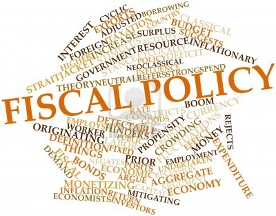 Assignment Presentation : Term Paper On Fiscal policy in the