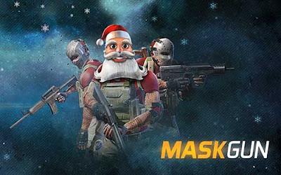 Maskgun Multiplayer FPS Apk + Mod Unlocked for Android