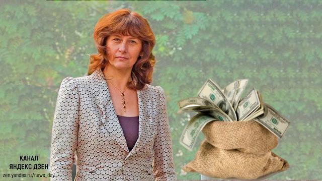 Как верная жена мэра Томска имущество мужа спасала (перед обыском выбросила в окно подушку с реквизитами счетов на 1,3 миллиарда рублей)