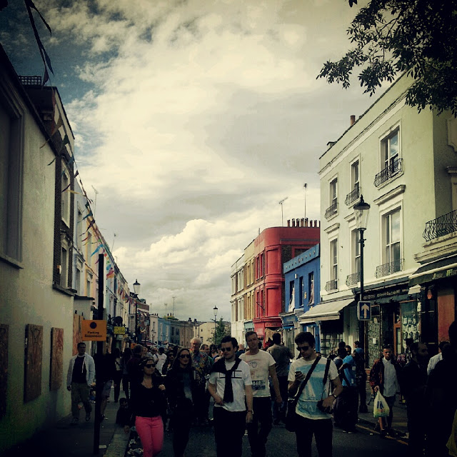 Portobello Road view