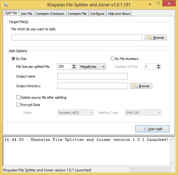 pdf file splitter and joiner