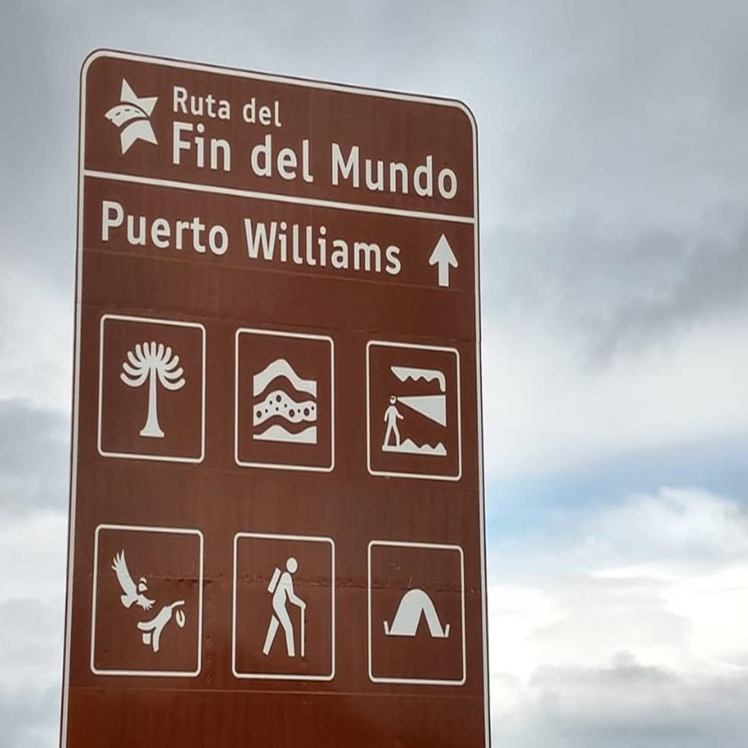 Puerto Williams la ciudad mas austral del mundo