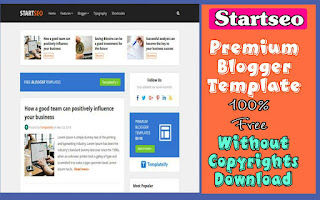 Download blogger premium temolplates