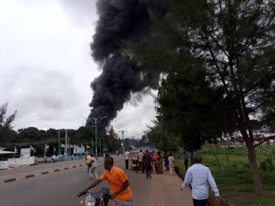 Many Feared Dead In Tragic Gas Explosion In Nasarawa (Photos)