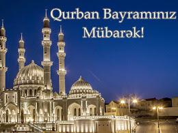 Qurban Bayramı xalqımızın ən müqəddəs bayramıdır