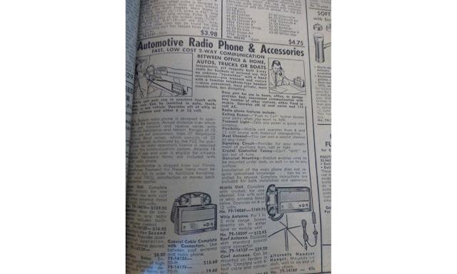 Automotive Radio Phone