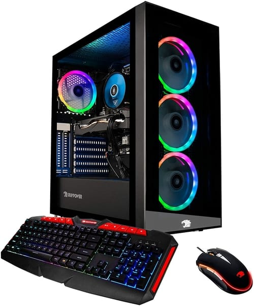 Review iBUYPOWER Element 9260 Desktop Gaming PC Computer