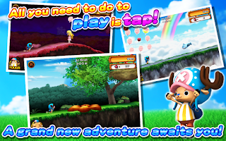 One Piece Run Chopper Run MOD v1.0.5 Apk (Unlimited Money) Terbaru 2016 2
