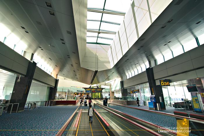Singapore Travel Blog Airport Transfer