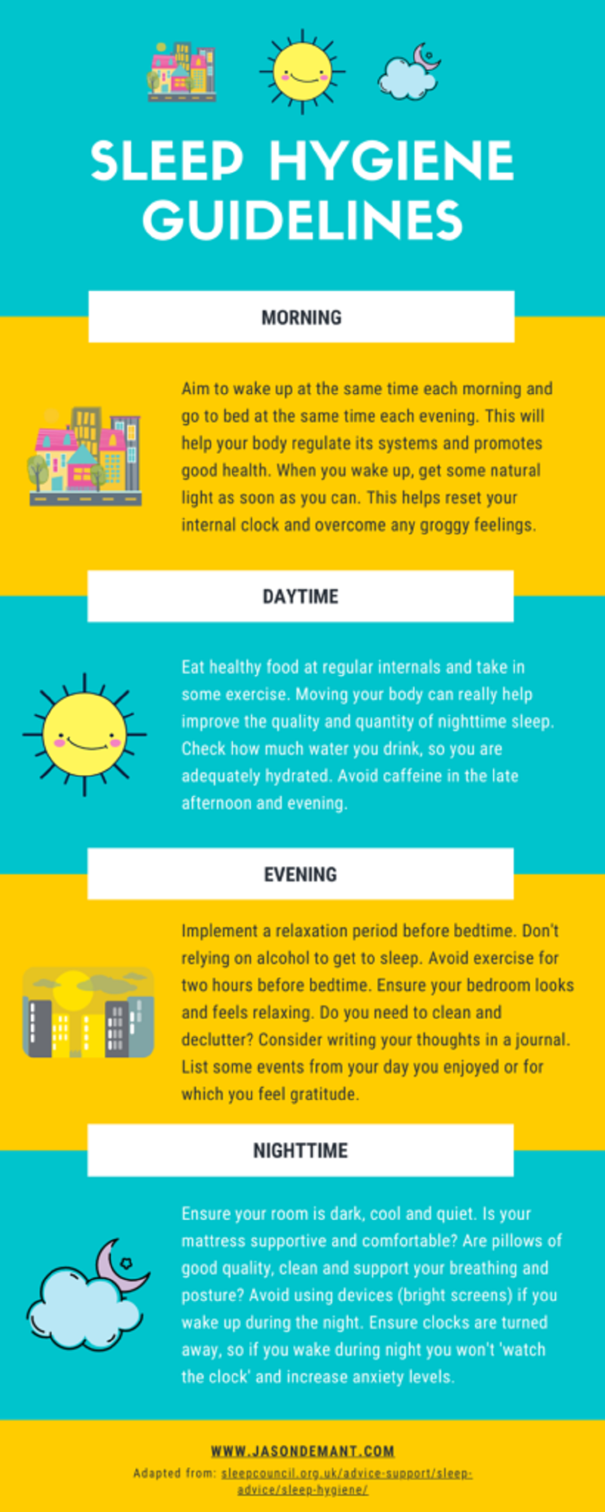 hypnosis-to-sleep-deeply-through-the-night-infographic