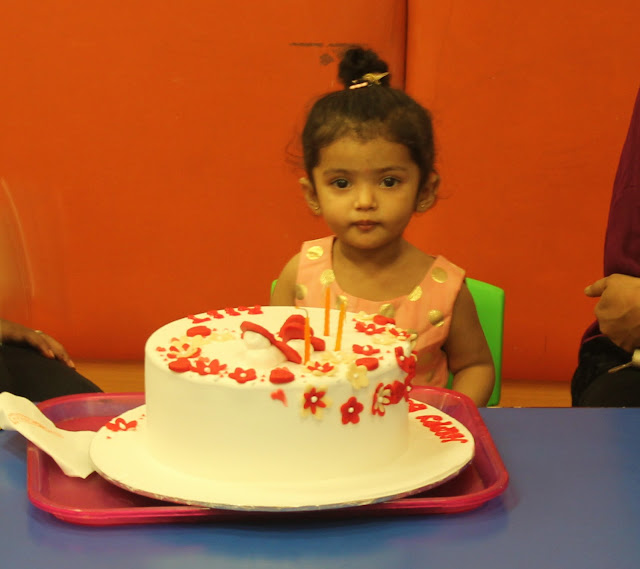 My 2nd Birthday!
