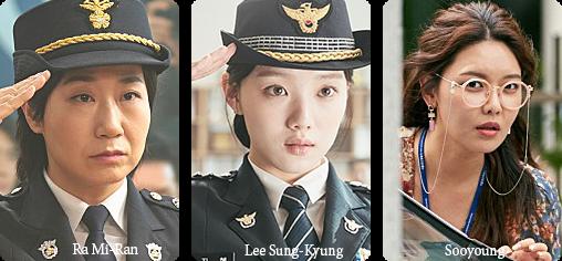 ترجمة فيلم الأكشن الكوميدي الكوري Miss & Mrs Cops