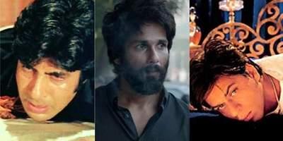 शराबी के रोल में सबसे ज्यादा पसंद किये गए ये 5 अभिनेता, क्या शाहिद बनायेंगे नया रिकॉर्ड?