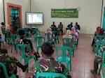 TMMD Sengkuyung Tahap II Kodim 0706/Temanggung Laksanakan Giat Non Fisik Penyuluhan Pencegahan Covid-19