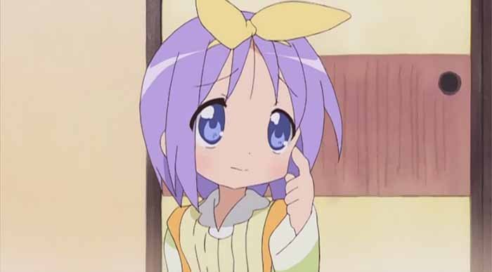 Tsukasa Hiiragi (Lucky Star)