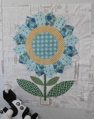 Flea Market Flowers by Lori Holt