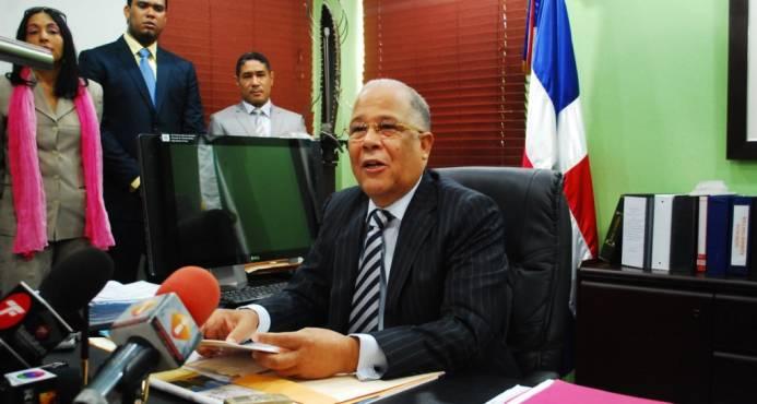 Manuel Rivas declaró en 2016 la mitad de los recursos que cuando comenzó en la OMSA