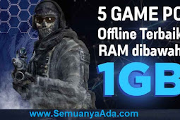 5 Game Offline PC RAM dibawah 1GB Terbaik