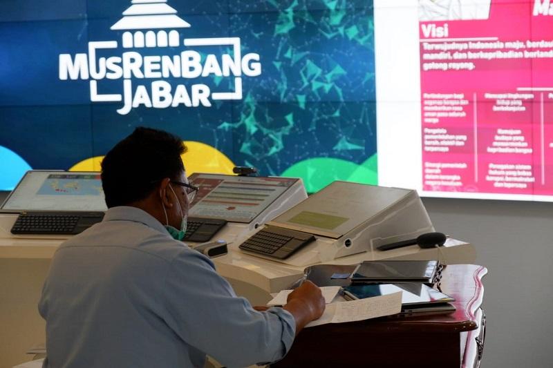 Hadiri Musrembang, Ketua DPRD Jabar Minta Penyusunan RAPBD 2021 Pertimbangkan Dampak COVID-19