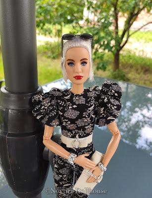 Barbie Styled by Iris Apfel