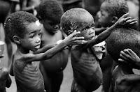 Desnutrición desesperada