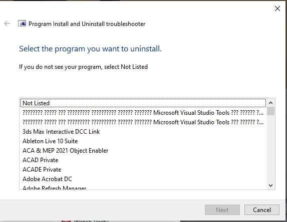 Cara Uninstall Software / Aplikasi yang tidak bisa di Uninstall