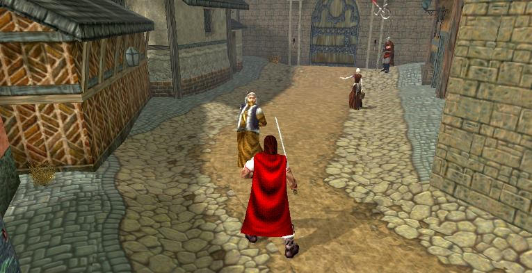 Vampire The Masquerade Redemption PC Full Español