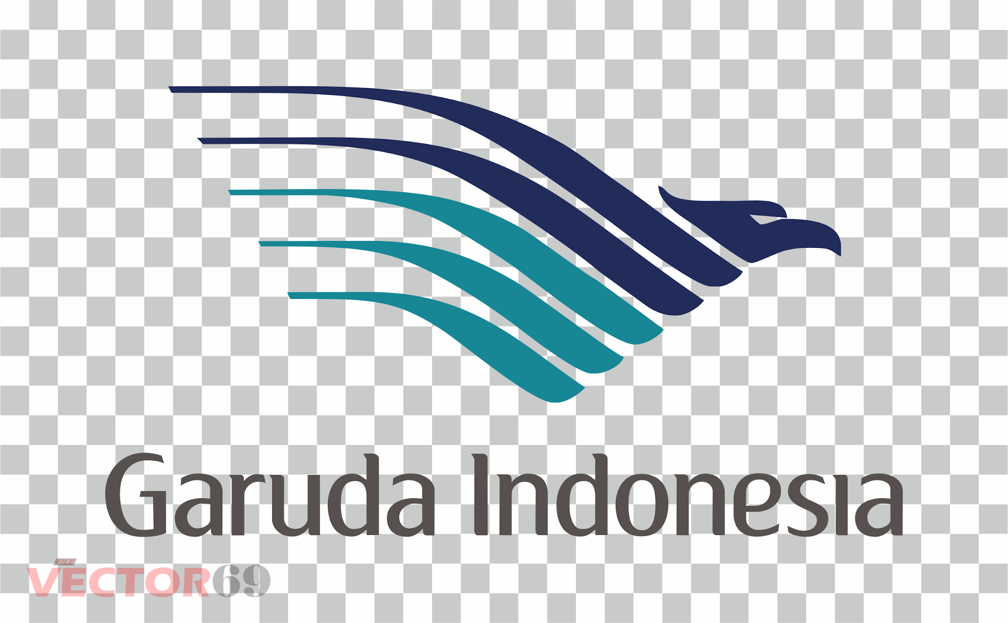 Garuda Indonesia Logo - Download Vector File PNG (Portable Network Graphics)