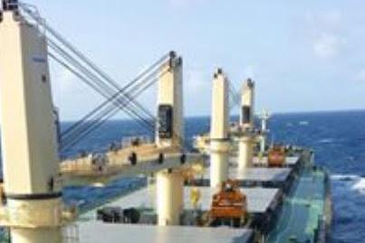 Deck Officer For Bulk Carrier Ship