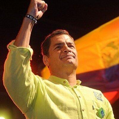 mensaje del presidente Rafael Correa tras el terremoto