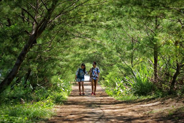 Jogjalan-Jalan Ke : Goa Cemara Couple