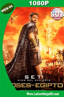 Dioses De Egipto (2016) Subtitulado HD WEB-DL 1080P - 2016