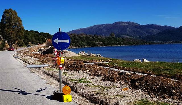Θεσπρωτία: Το καλοκαίρι θα φτάσει ο ποδηλατόδρομος στο Δρέπανο-Σε εξέλιξη οι εργασίες
