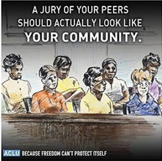 A jury of your peers should look like your actual community.
