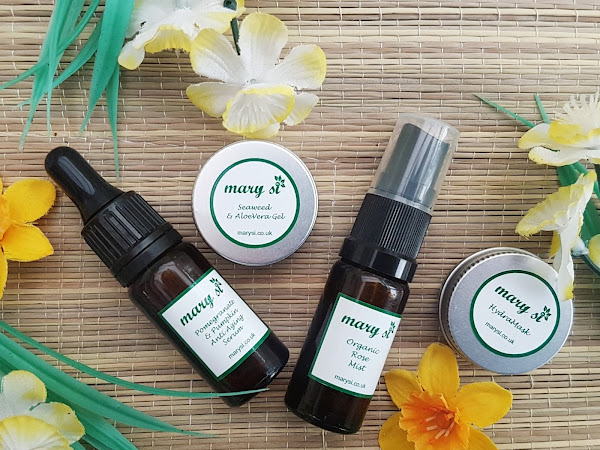 Mary Si Natural Skincare Review